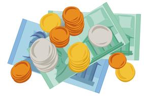 Wofür werden die Steuern verwendet? Animation